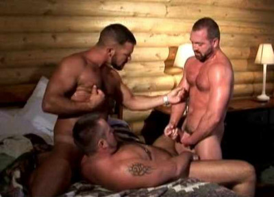 Mature Bears In Amazing Fuck