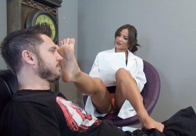 Dr. Medina's Evil Foot Therapy