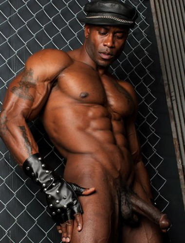 Sylvester Randolph - Dream Of Leather , goys homo jerk.