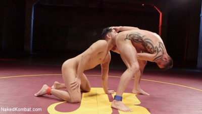 Jason Styles vs. Josh Conners: Tall beefy studs slam on the mat