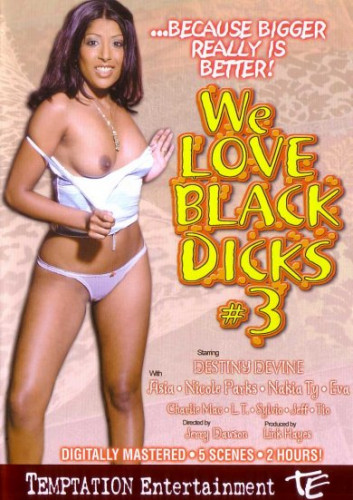 We Love Black Dicks #3
