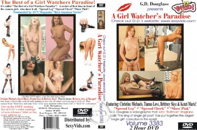 A Girl Watcher's Paradise Vol. 3383 (2008)