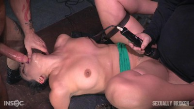 Pretty Paisley Parker Prefers Plentiful Penis