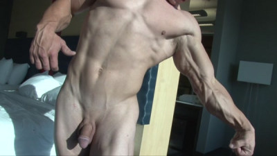 Pumping Muscle - Greg N Photo Shoot
