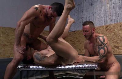 """Antonio, Fabio & Mario in """"Sleazy Pleasures"""" (720p)"""