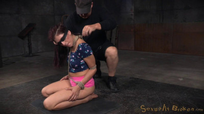 Facefucking & Hard Bondage (23 Sep 2015) Sexually Broken