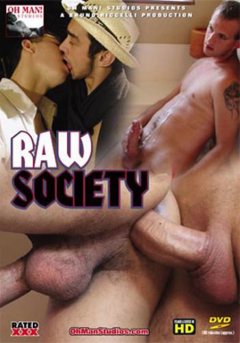Oh Man! Studios – Raw Society (2014)