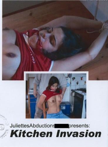 Juliette Abduction - Kitchen Invasion