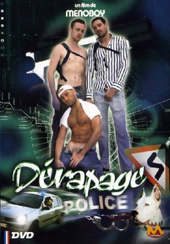 Derapages (Ludovic Pelletier, Menoboy) [2008, oral,anal,Double Penetration,Threesome, DVDRip]
