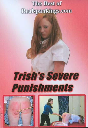 Trish's Severe Punishments DVD