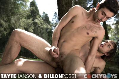 Tayte Hanson Fucks Dillon Rossi