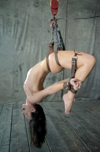 Infernal Restraints – Strapped – Wenona, Cyd Black – Mar 29, 2013