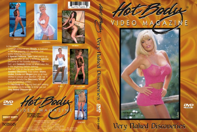 Hot Body Video Magazine: Very Naked Discoveries