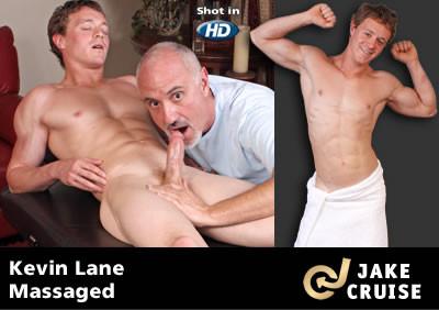 Kevin Lane Massaged