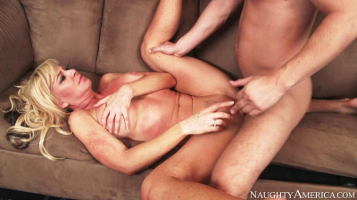 Elated Mom Takes Young Guys Stiff Dick (1080) 1