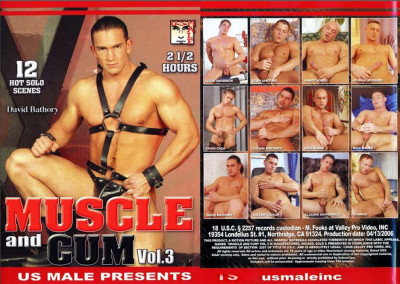 Muscle And Cum 3 - rough gay penis.