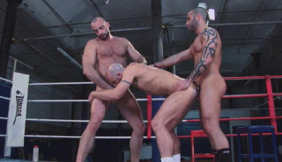Alphamale – Hairy Hunx – Bulging Boxers