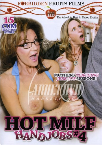 Hot Milf Handjobs # 4