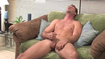 Hot jock wanking off