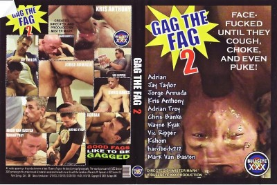 Gag The Fag 2