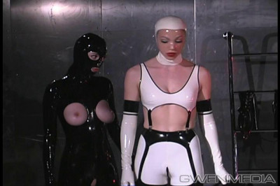 Gwen Media - Gwen Media - Nov 21, 2016 - Hooded Torments Part 1