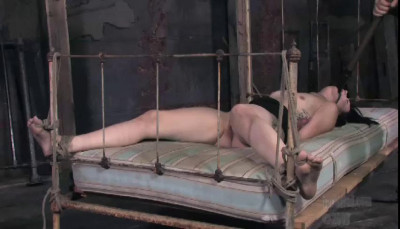 Hardtied Extreme Rope Bondage Video 4