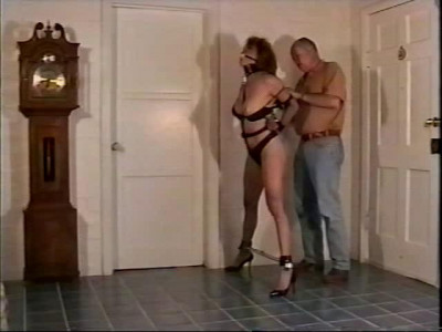 Girl Is Quite A Rope Slut And Bdsm Girl