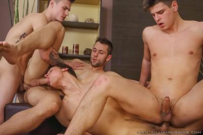 Wank Party 2014 #1 (Roman Madlec, Milan Neoral, Simon Beber & Honza )