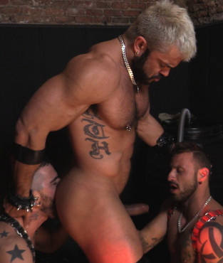 Rogan Richards, Antonio Miracle And Mario Domenech – The Creation