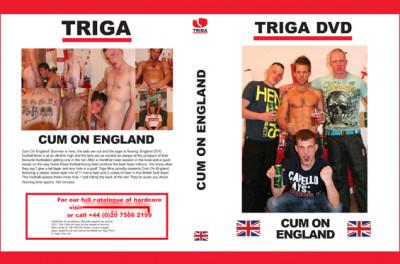 Cum On England