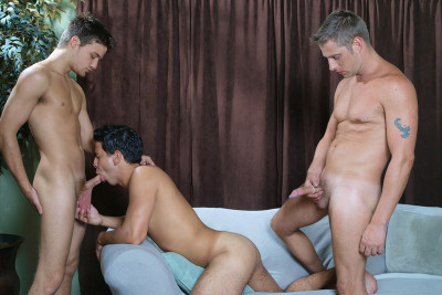 Alex , Krys Perez , Micah Matthews in My Brother's Hot Friend
