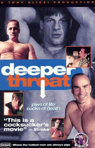 Deeper Throat: Jaws Of Life Cocks Of