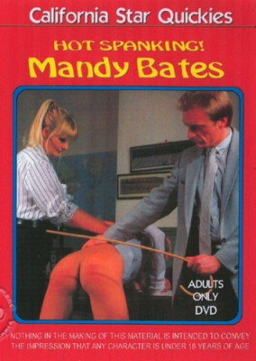 Hot Spanking! - Mandy Bates