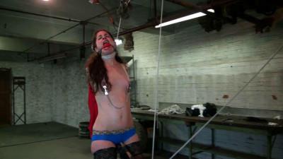 Hot Italian Girl torment