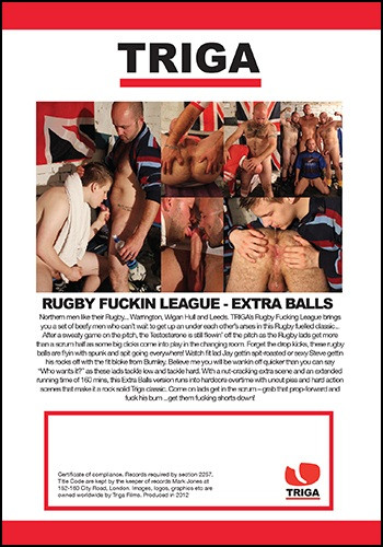 Rugby Fucking League: Extra Balls (2013)