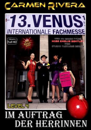 Carmen Rivera - Level 4: Im Auftrag Der Herrinnen