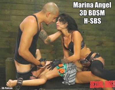 3D — Marina Angel