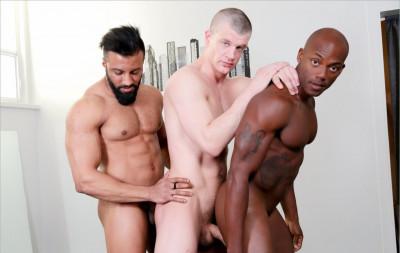 Osiris Blade, Caleb King & Damian Flexxx