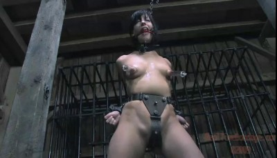 Realtimebondage   Chinese Water Torture featuring Elise Graves