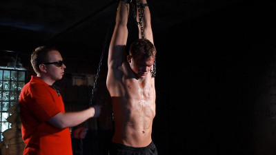 RusCapturedBoys – Sergey - Slave Training Part 1 - gay xxx, gay nude, horny boys, homo sex