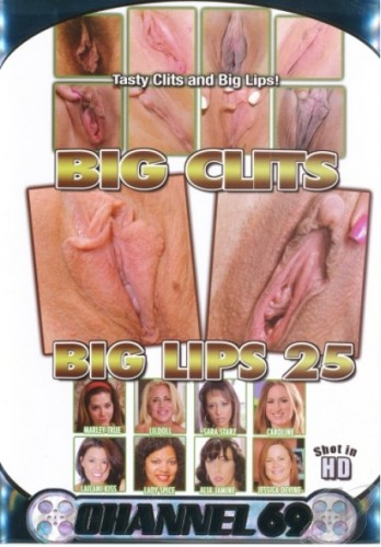 Big Clits Big Lips 25
