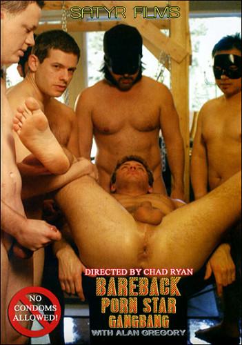Bareback Porn Star Gangbang
