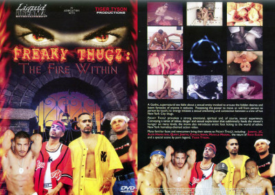 Freaky Thugz The Fire Within