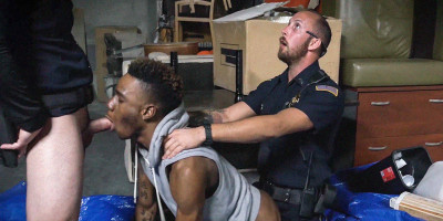 Breaking and Entering Leads to a Hard Arrest