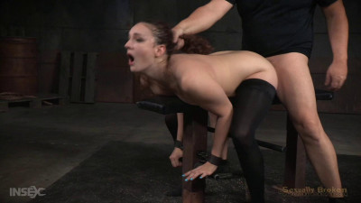 Bound Into The Splits LiveShow  2 (26 Oct 2015) Real Time Bondage
