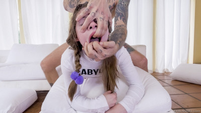 Alice March, Bryan Gozzling (Pigtailed Cutie Dominated And Slimed)