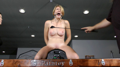 Ashley Lane – Crash Test Slave
