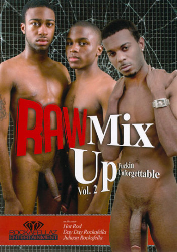 Raw Mix Up vol.2 (star, style, large, oral)