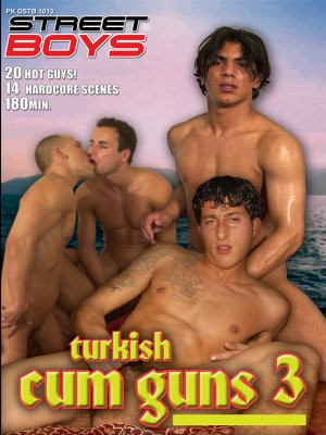 Turkish Cum Guns 3 - Beautiful Men