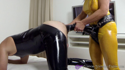 Femdom Strapon Fisting Nice Gold Hot Collection. Part 1.